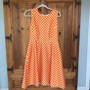 Kate Spade Gingham Dress size 10